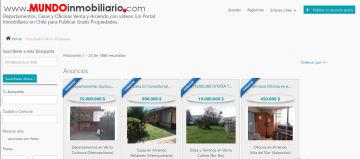 MUNDOinmobiliario.com Casas y Departamentos