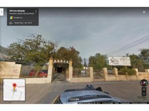 Gran terreno de 3360 mts2  comercial,en sector Cruz Almeyda cercano a metro Los Orientales.