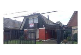 Excelente propiedad Villa Juan Pablo II - Temuco